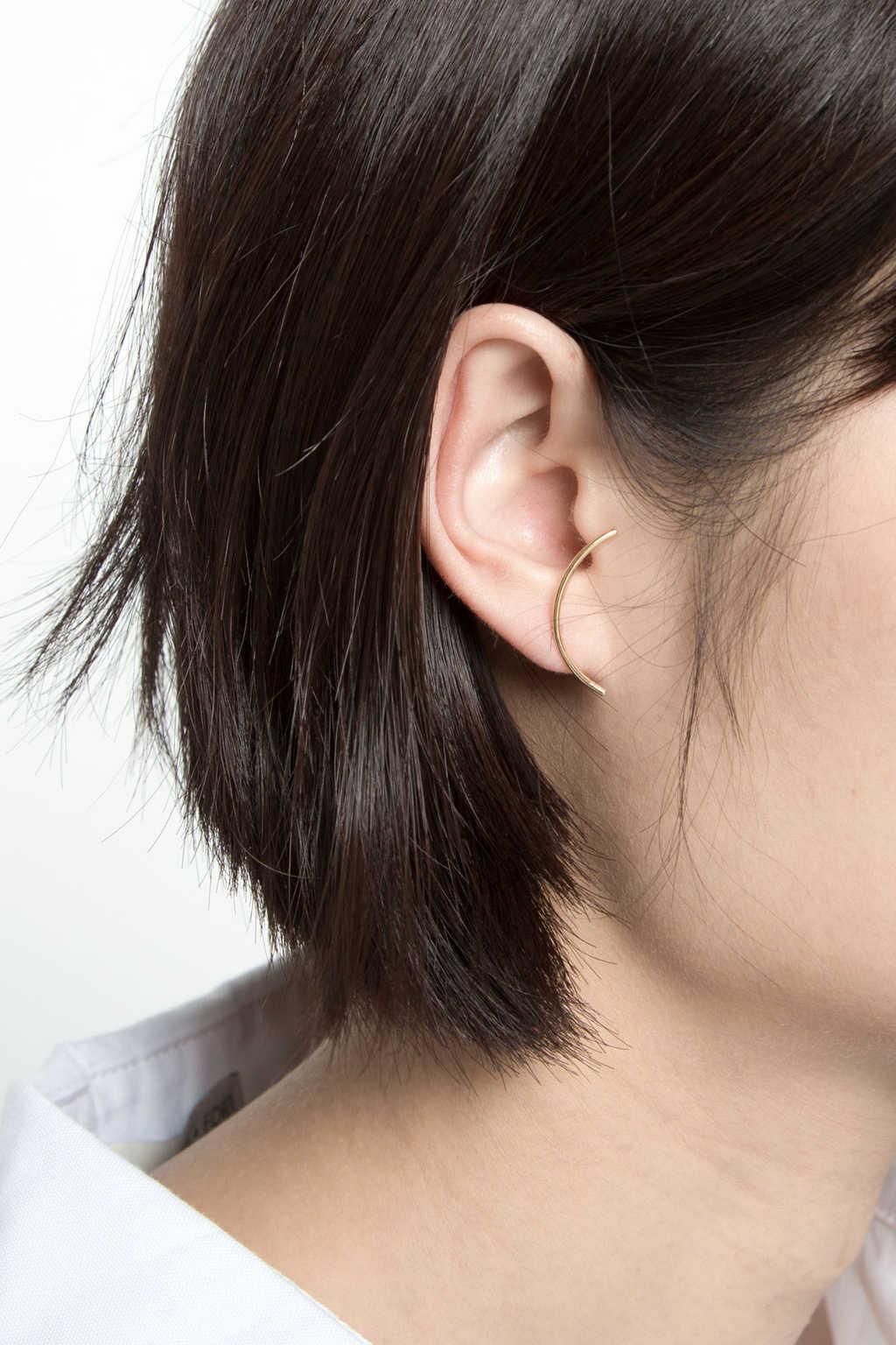 Earring 91039 Gold 5