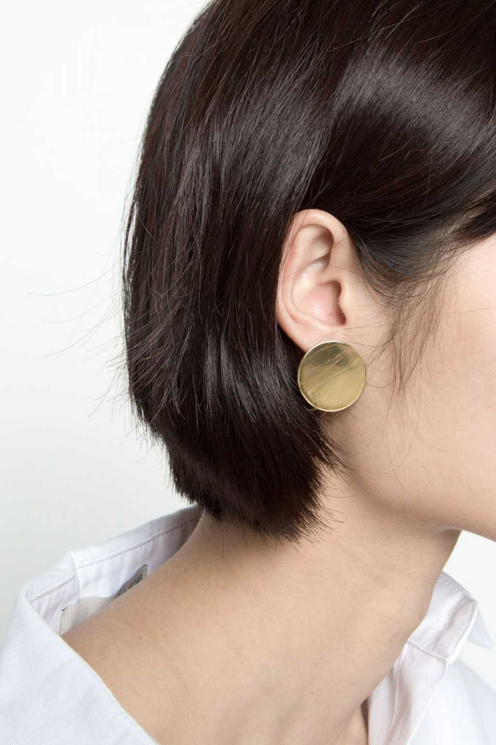 Earring 91049 Gold 3