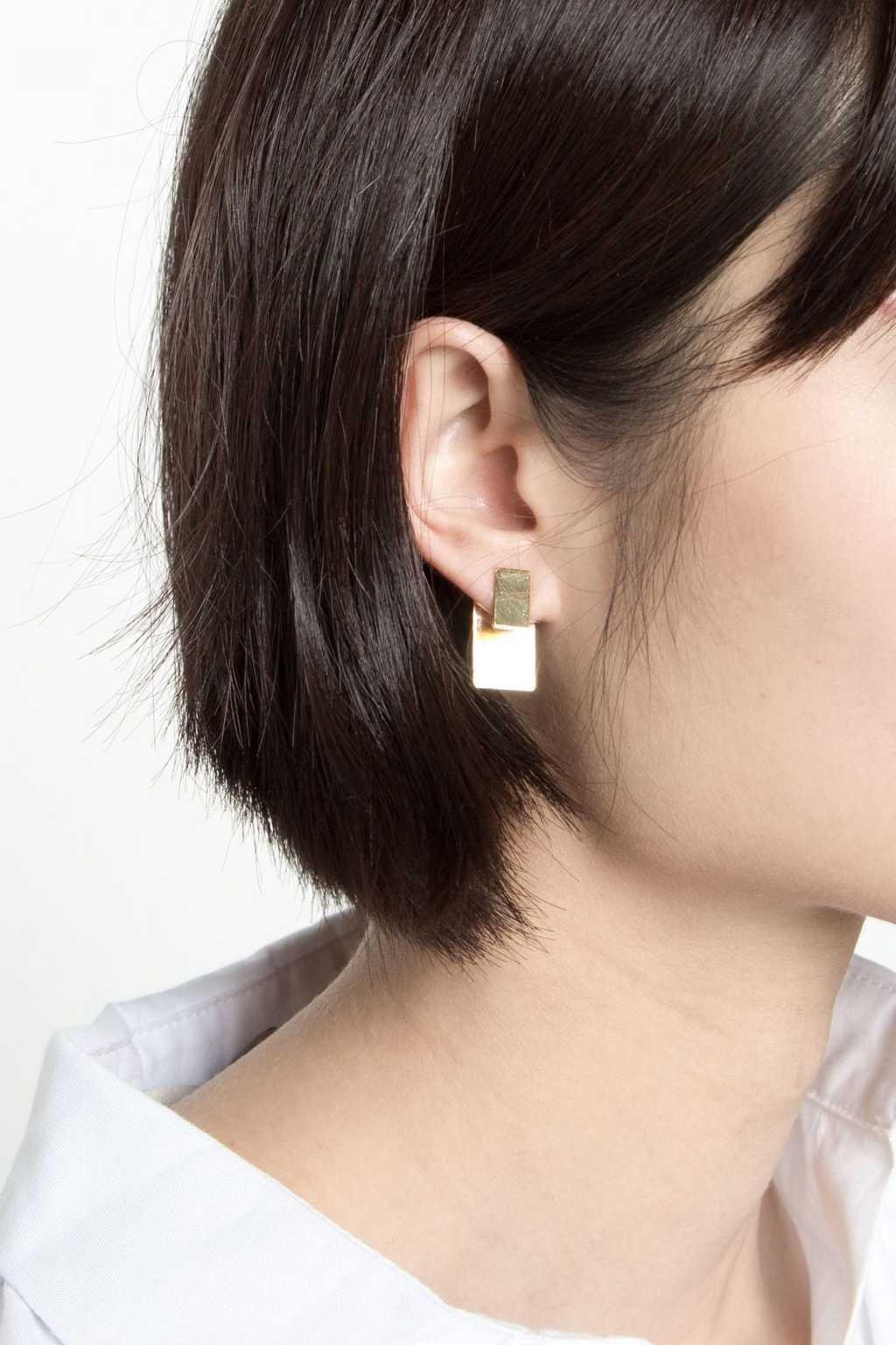 Earring 91050 Gold 5