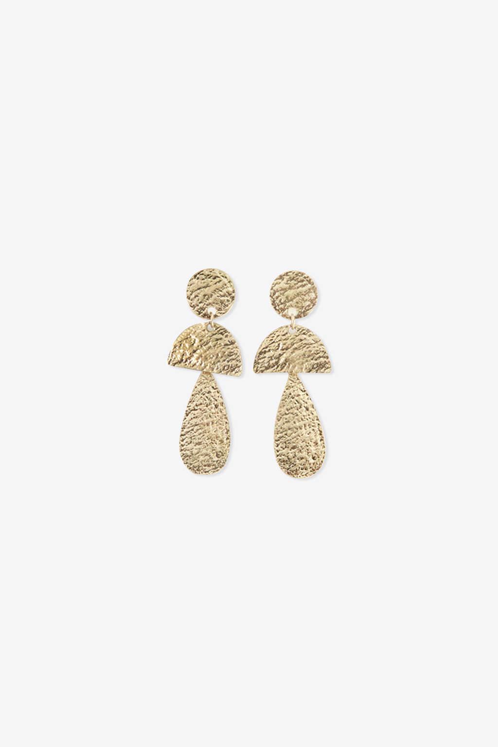 Earring H006 Gold 2