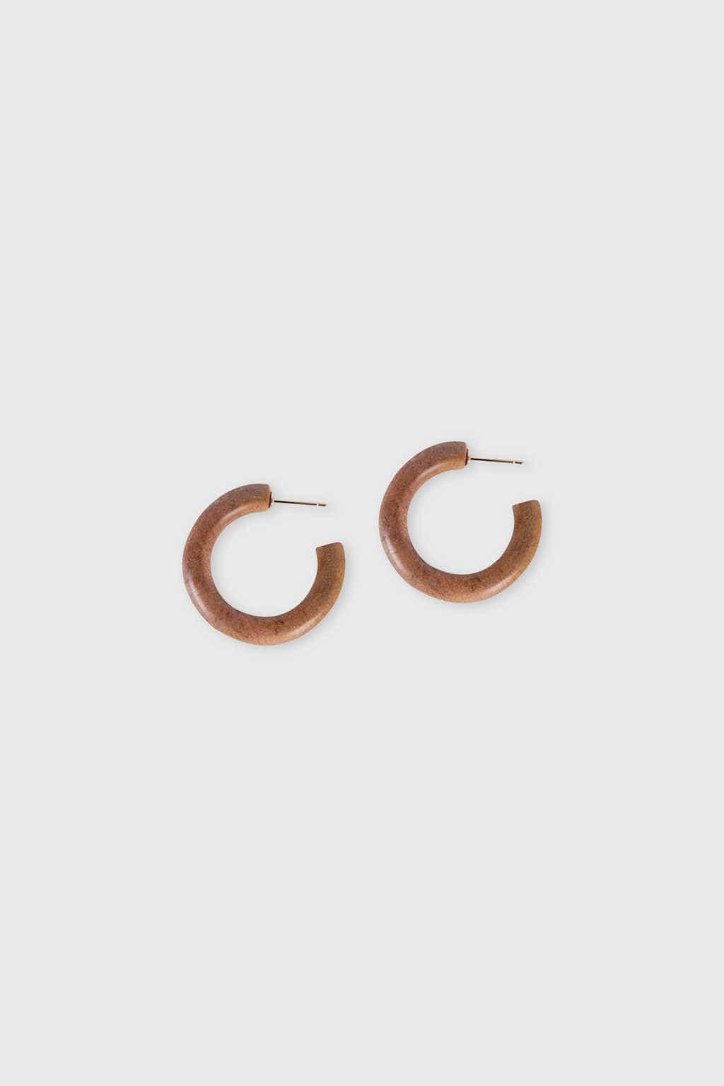 Earring H015 Brown 2