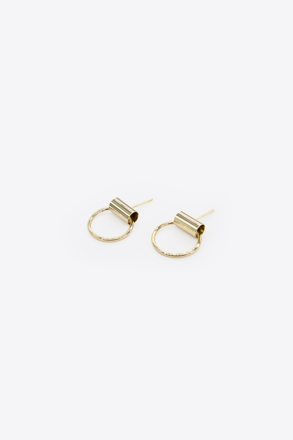 Earring H086 Gold 1