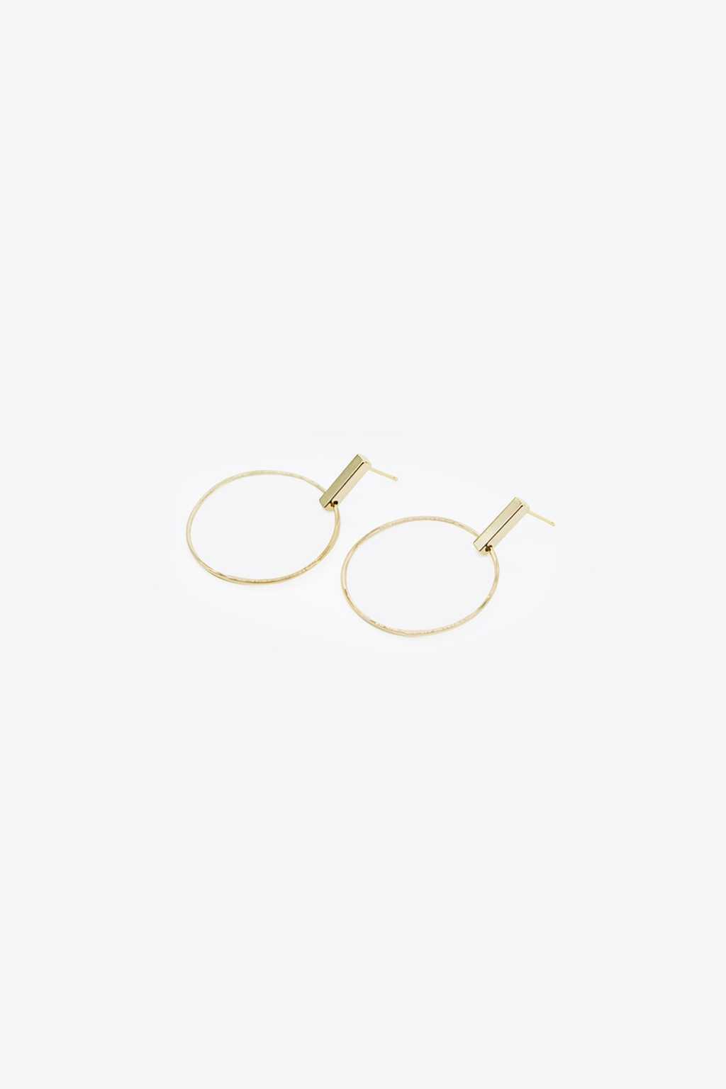 Earring H087 Gold 1