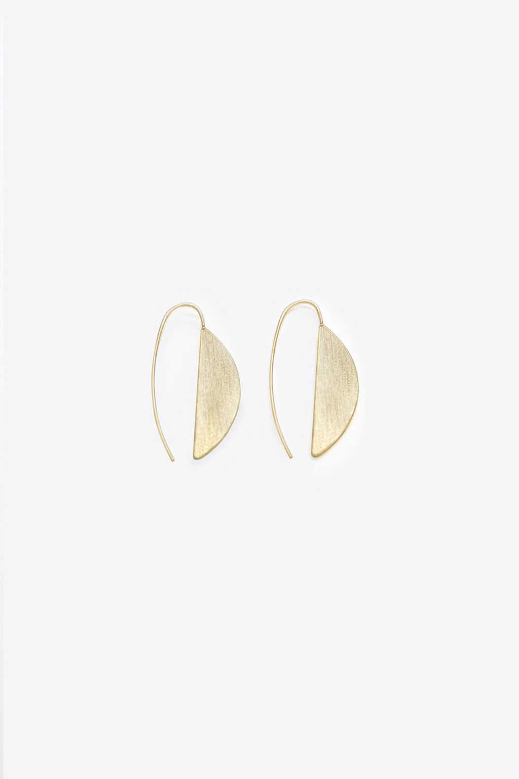 Earring H099 Gold 2