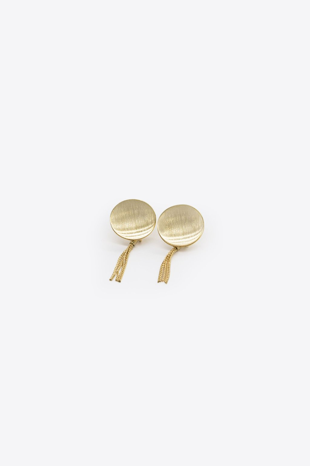 Earring H100 Gold 1