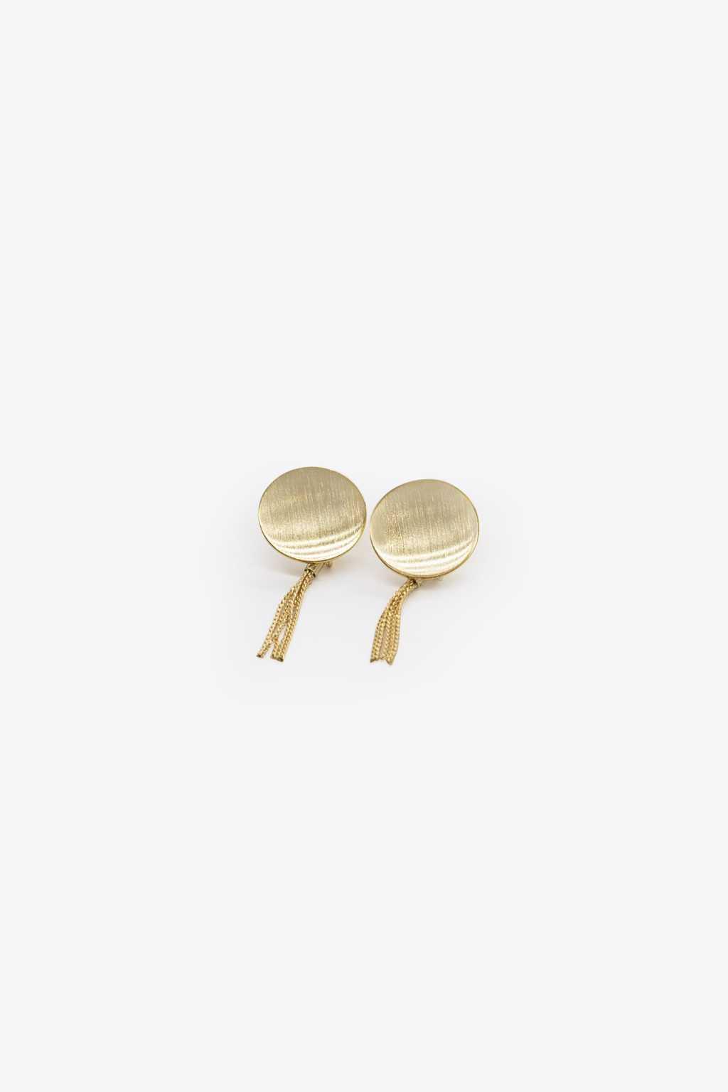 Earring H100 Gold 2