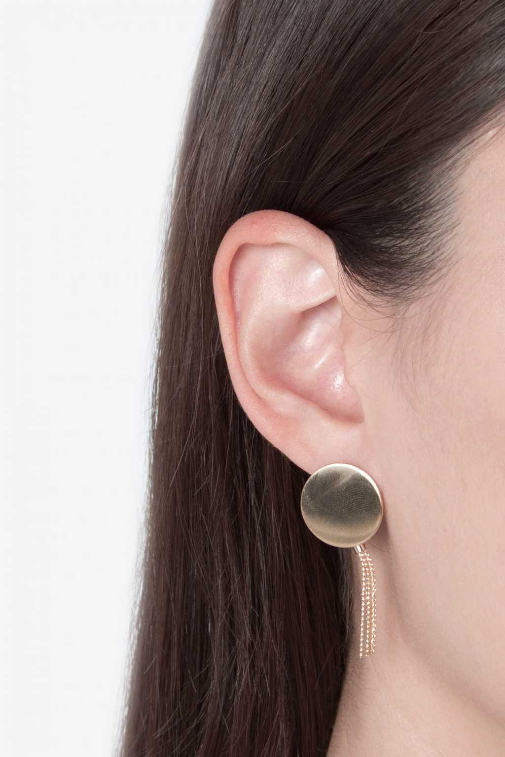 Earring H100 Gold 3