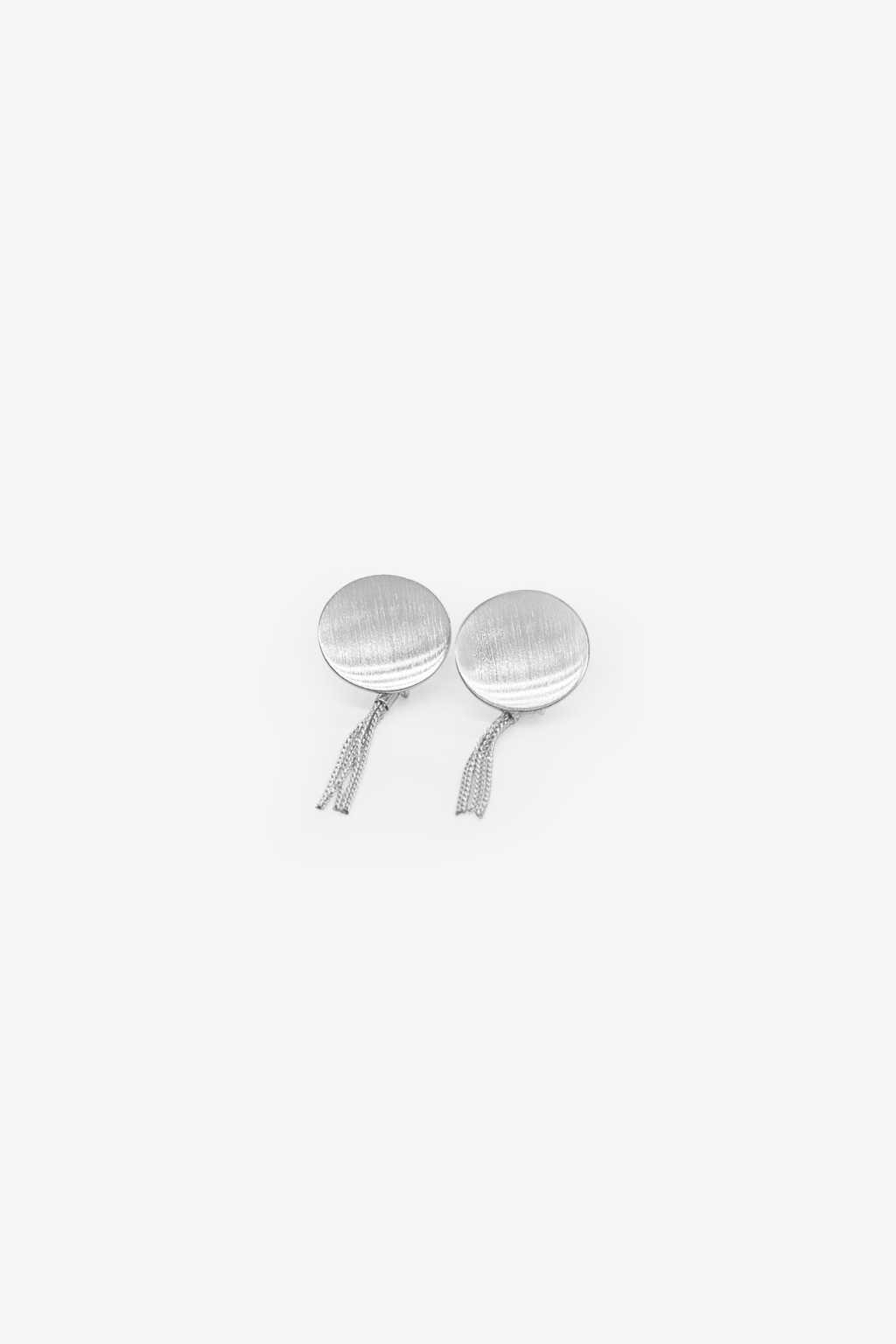 Earring H100 Silver 1