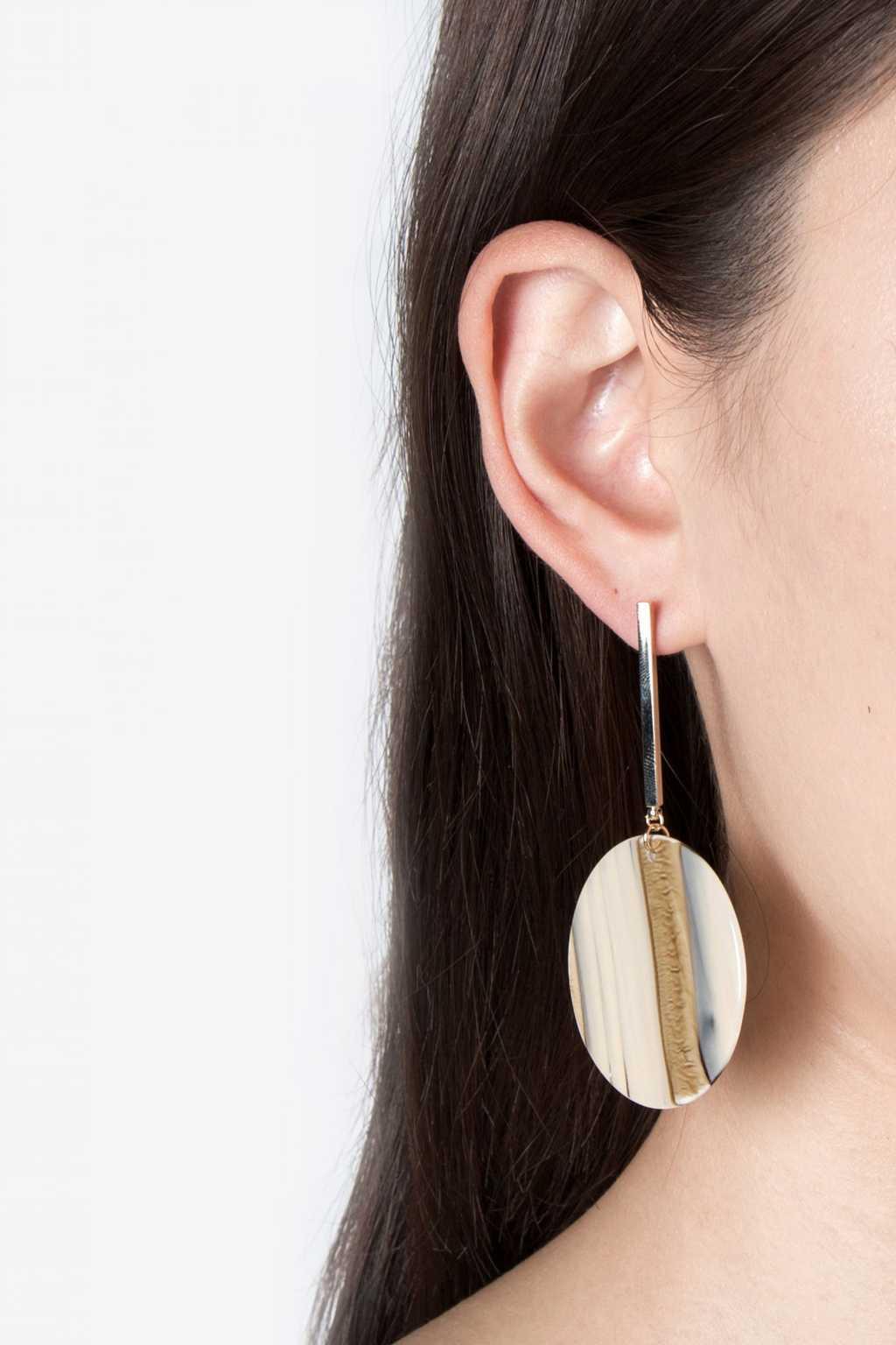 Earring H112 Gold 1