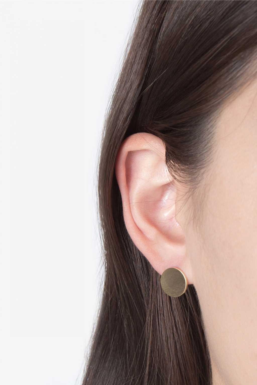 Earring H115 Gold 2