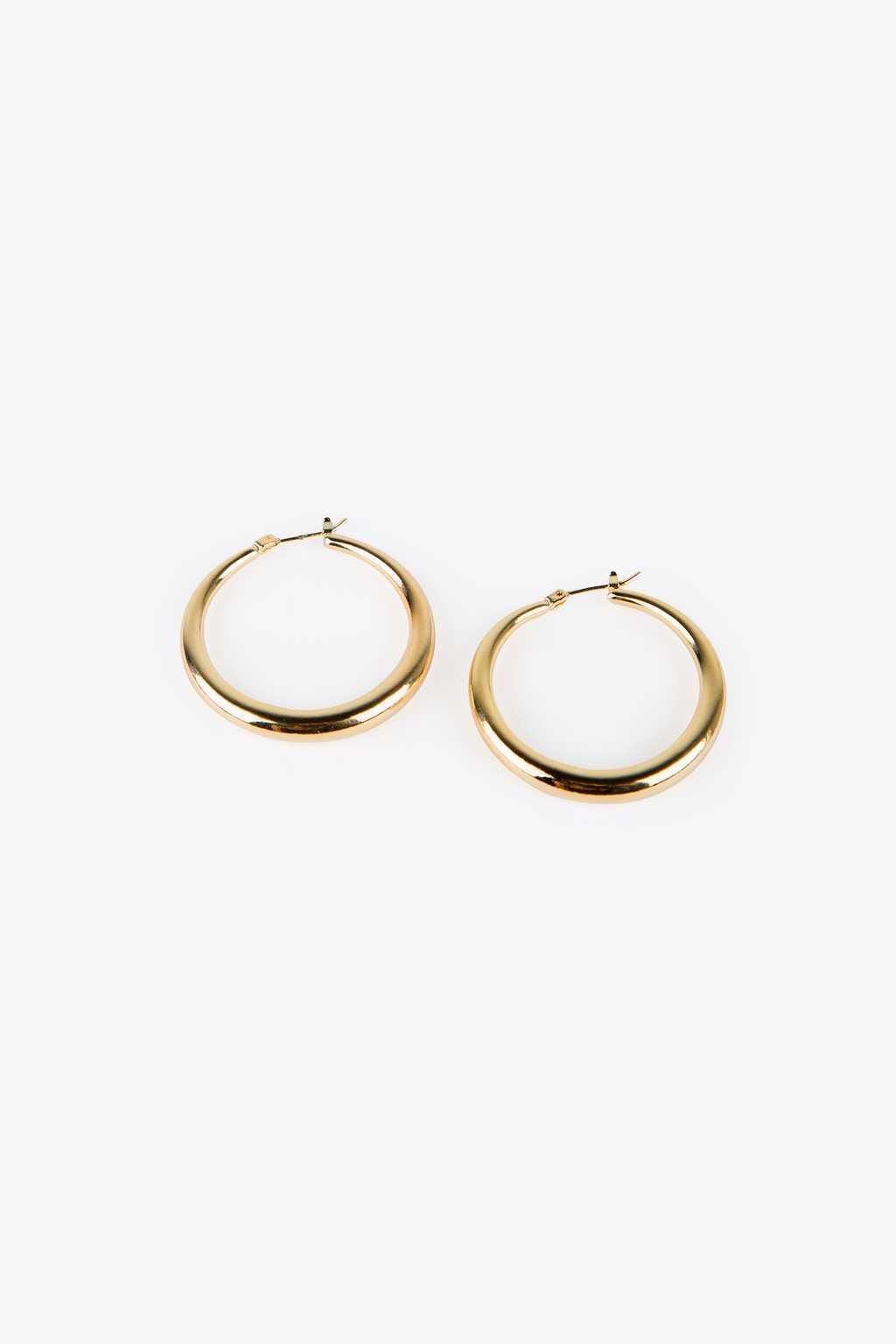 Earring H131 Gold 1