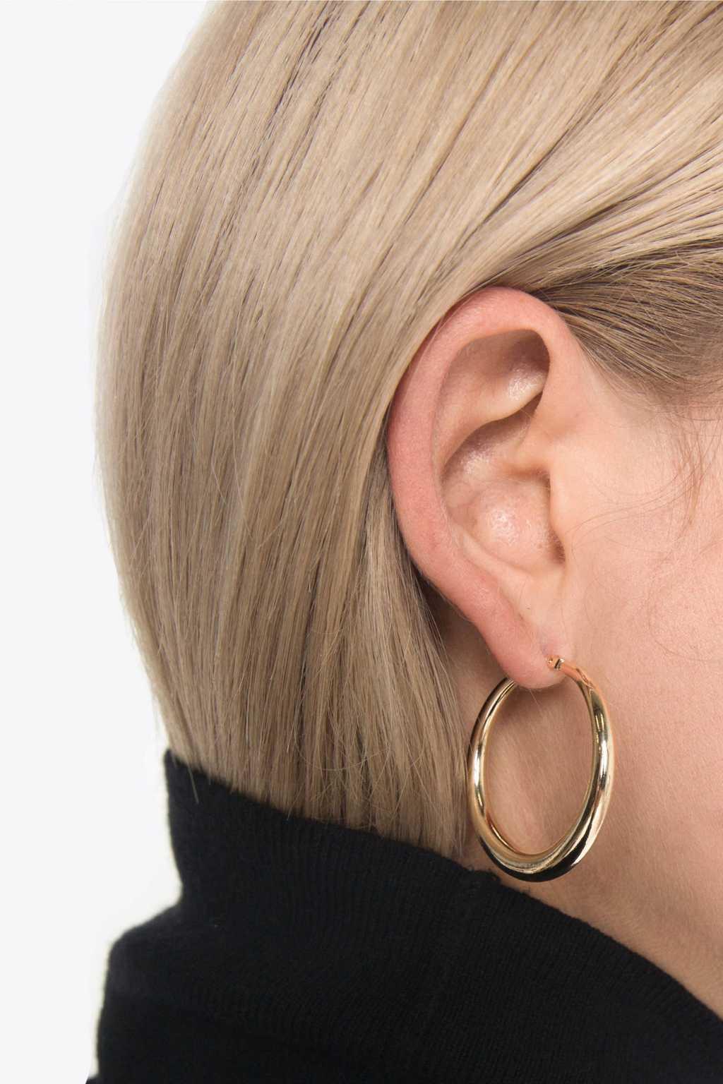 Earring H131 Gold 2