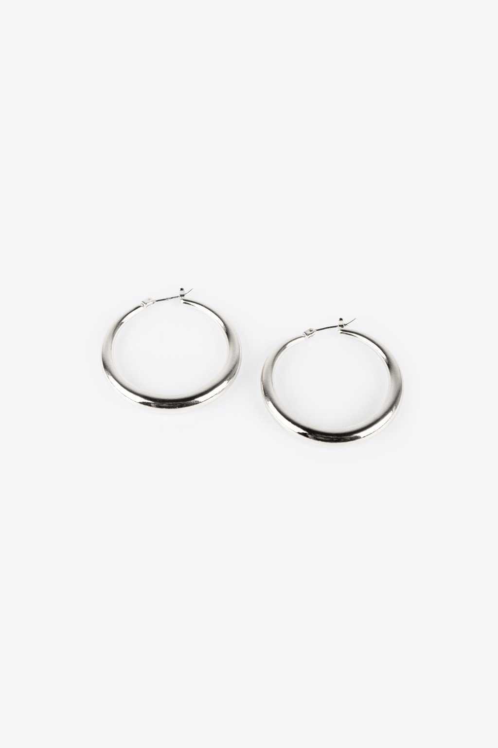 Earring H131 Silver 3