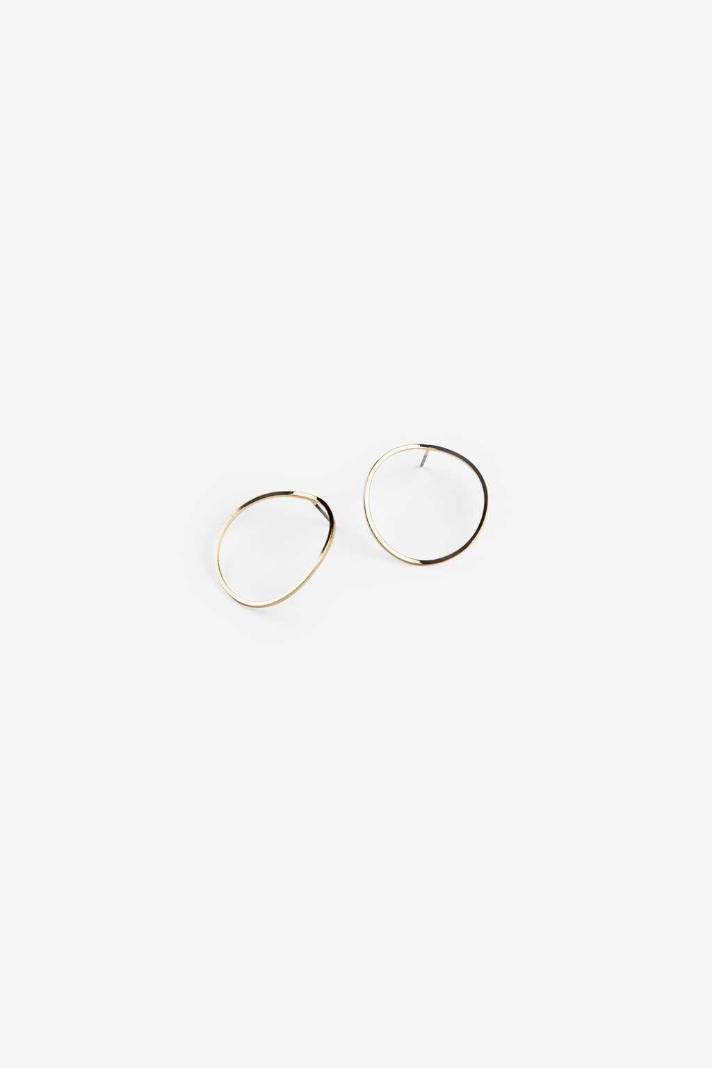 Earring H150 Gold 1