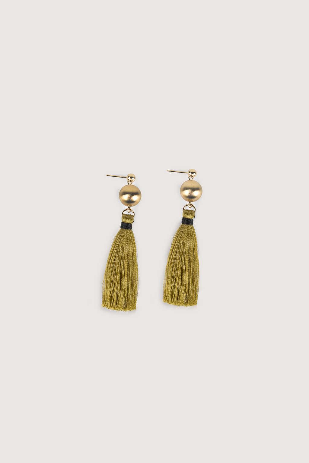 Earring H233 Gold 1