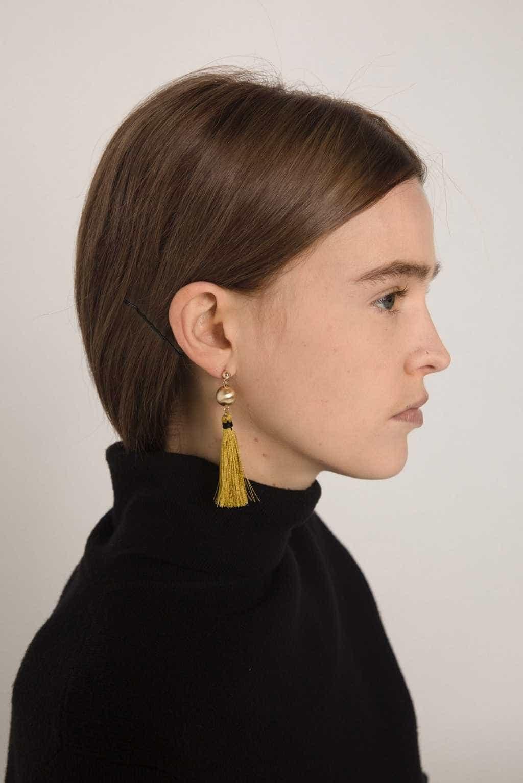 Earring H233 Gold 15