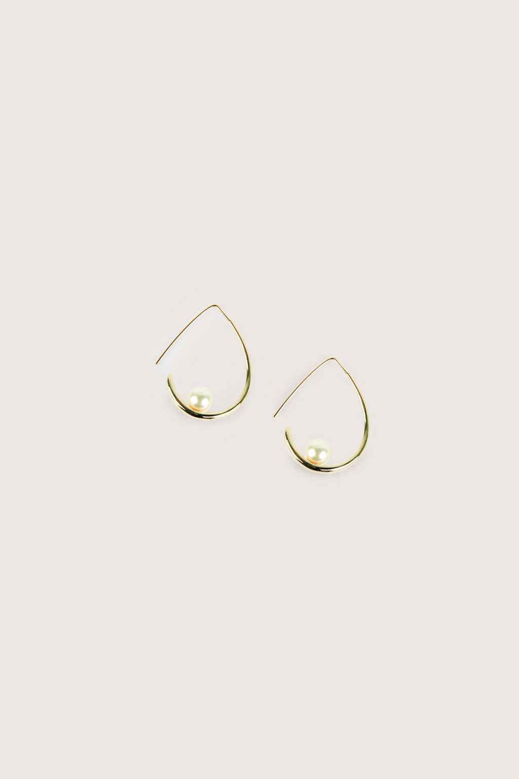 Earring H237 Gold 1