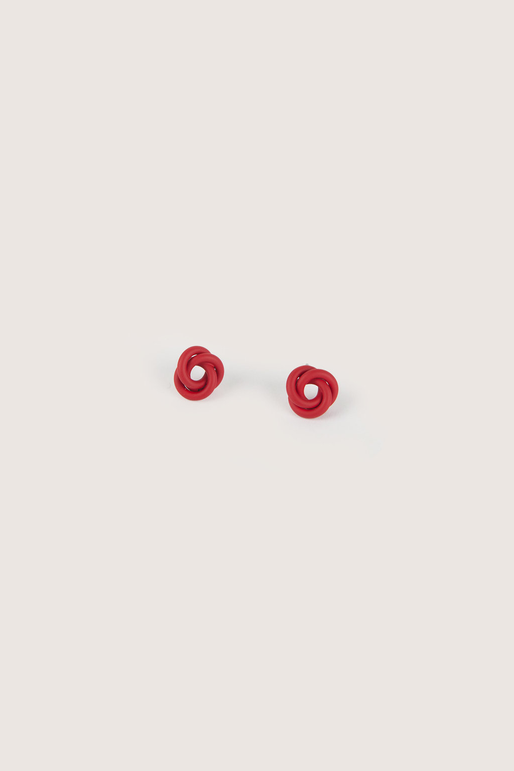 Earring H240 Red 1