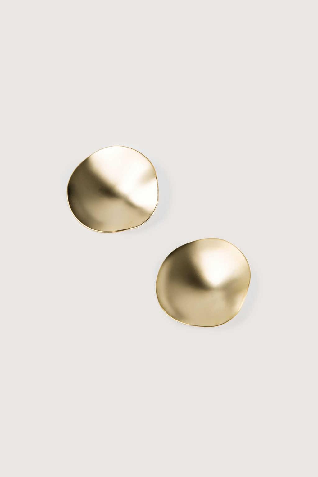 Earring H243 Gold 1