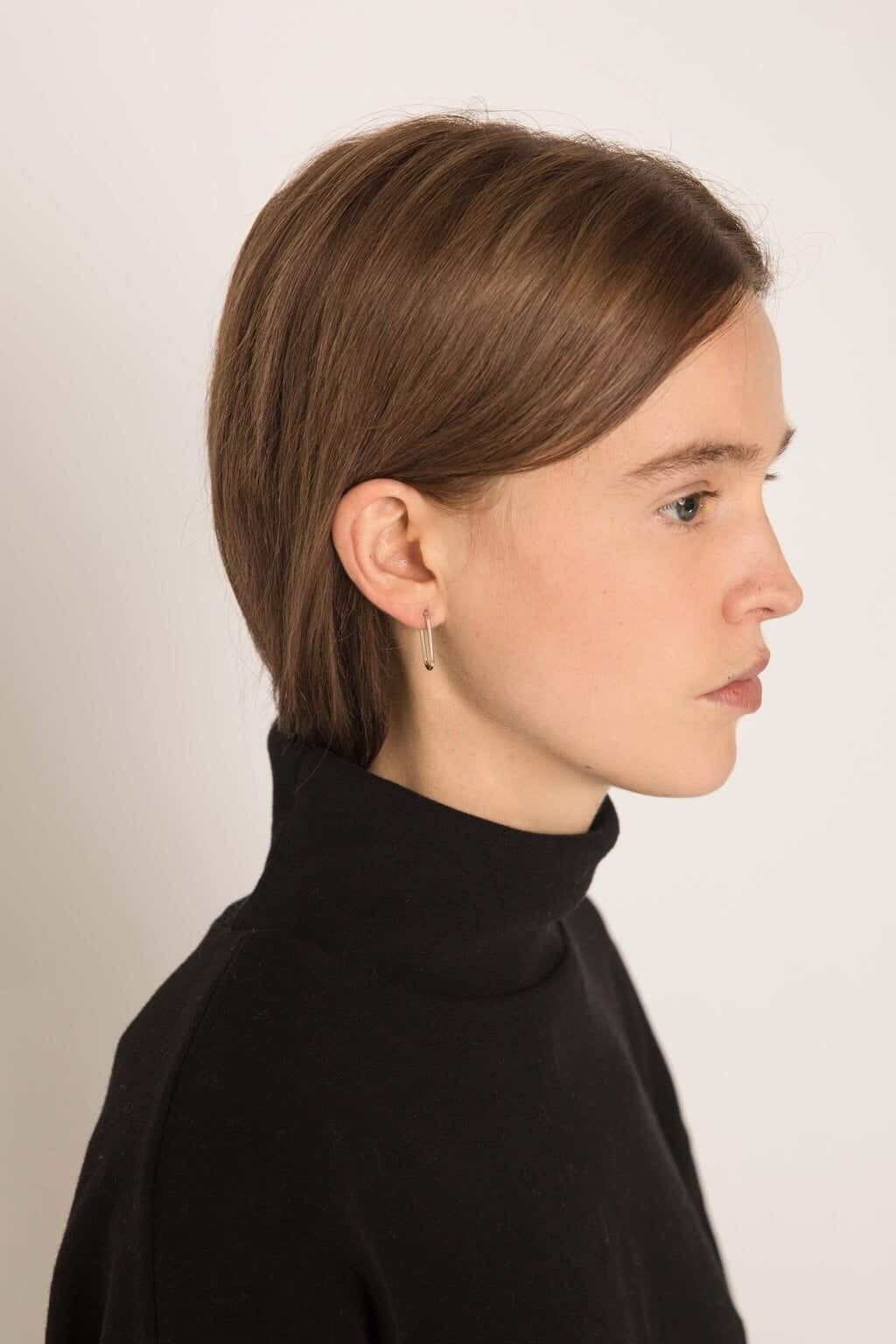 Earring H244 Gold 2