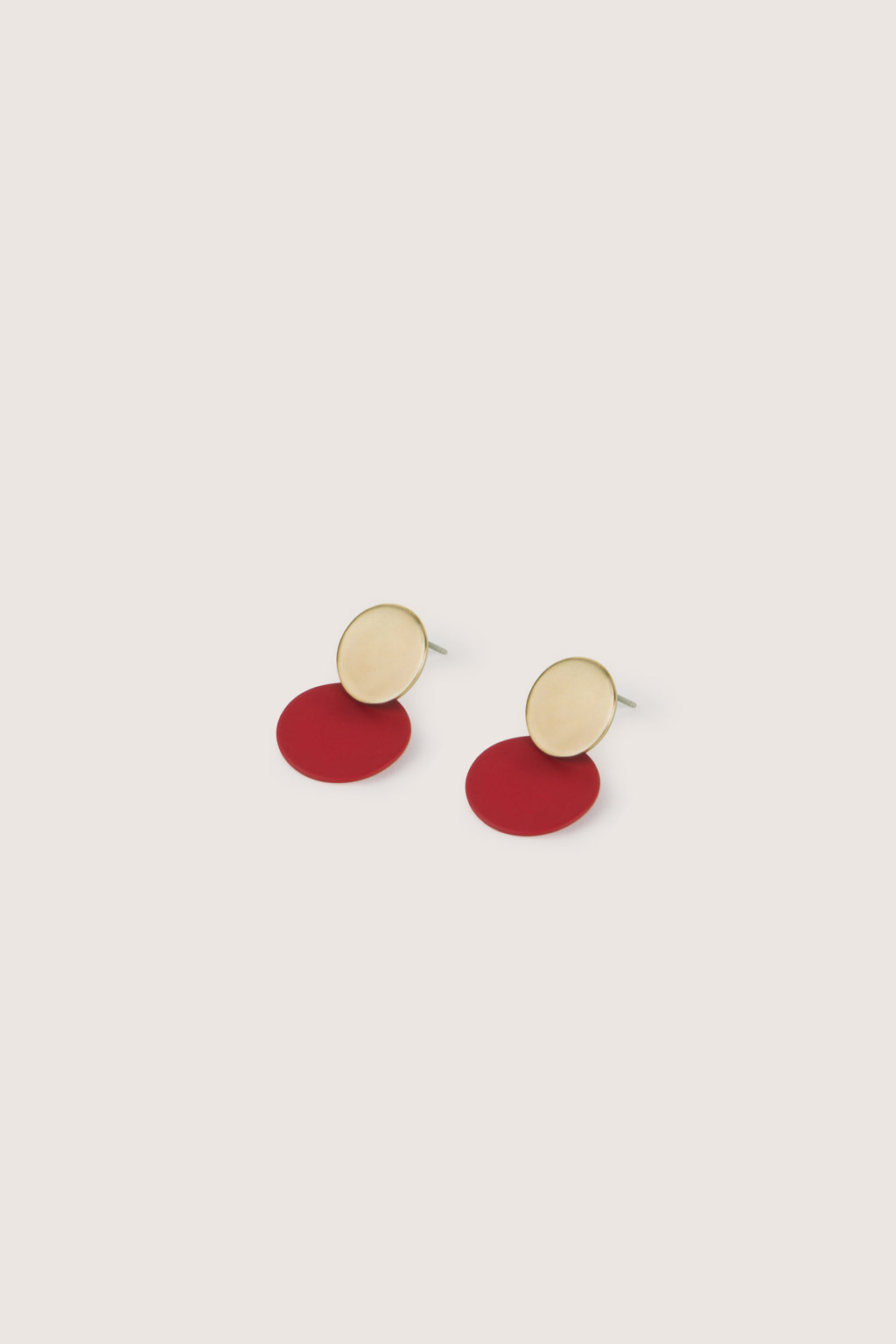 Earring H250 Red 1