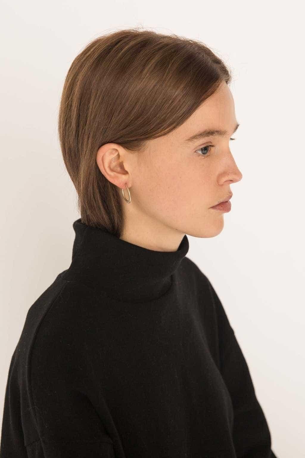 Earring H252 Gold 3