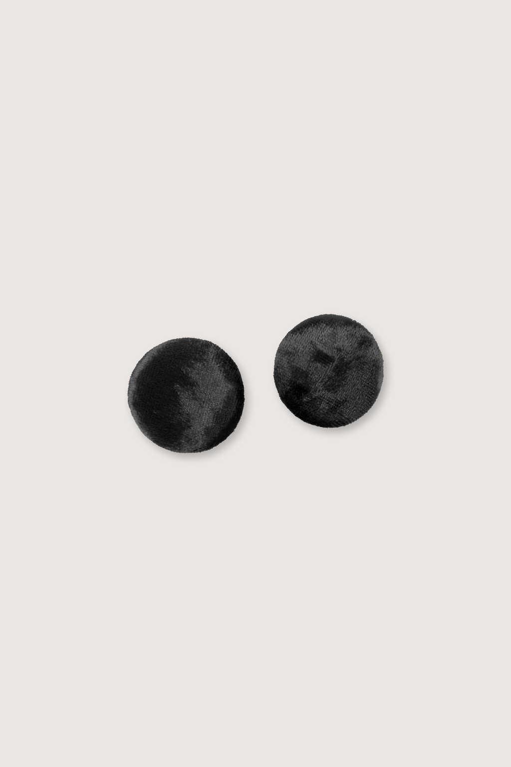 Earring H253 Black 2
