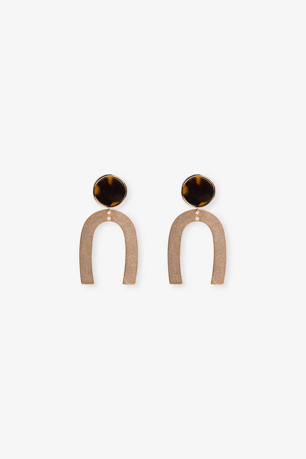 Earring H304 Gold 1