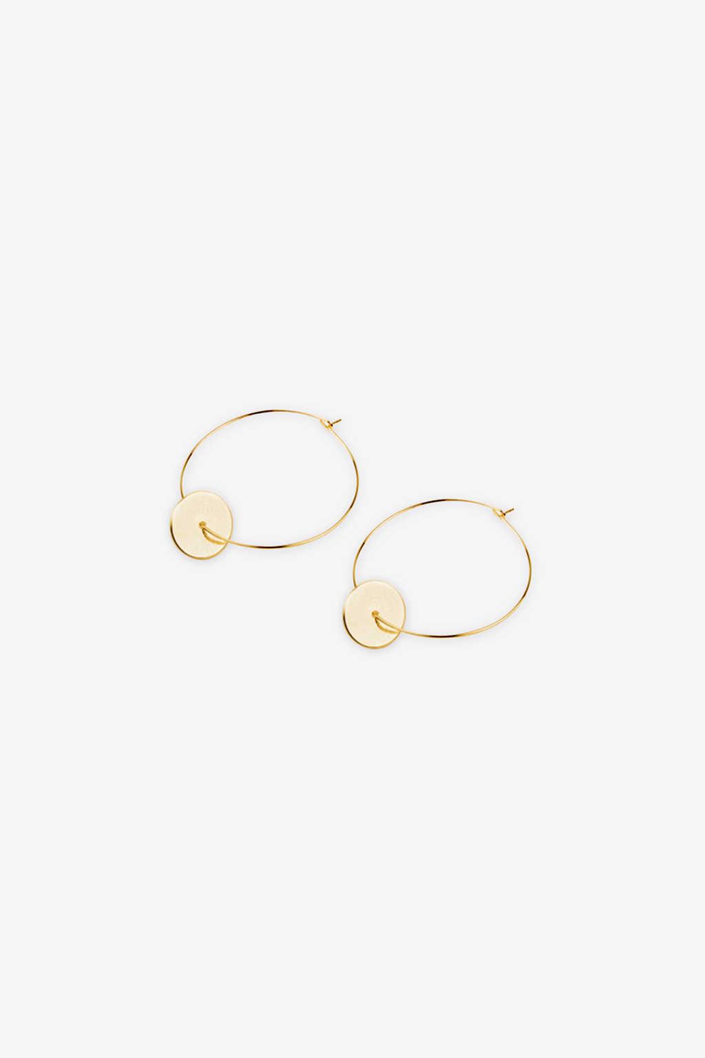Earring H331 Gold 1