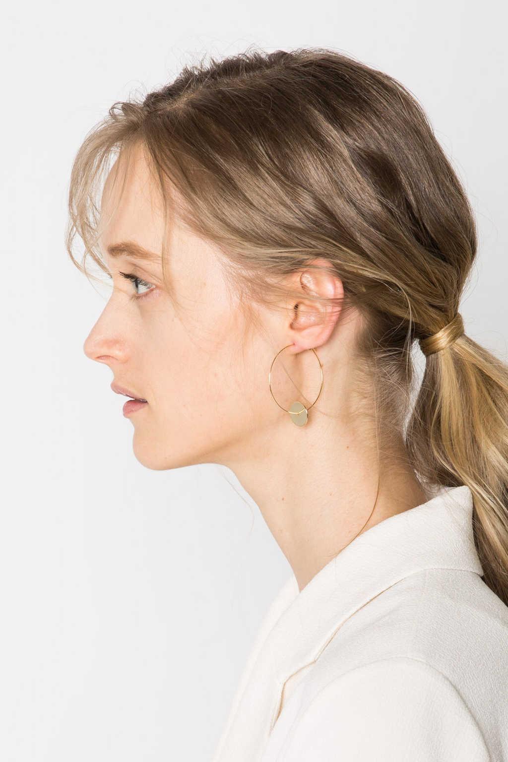 Earring H331 Gold 3