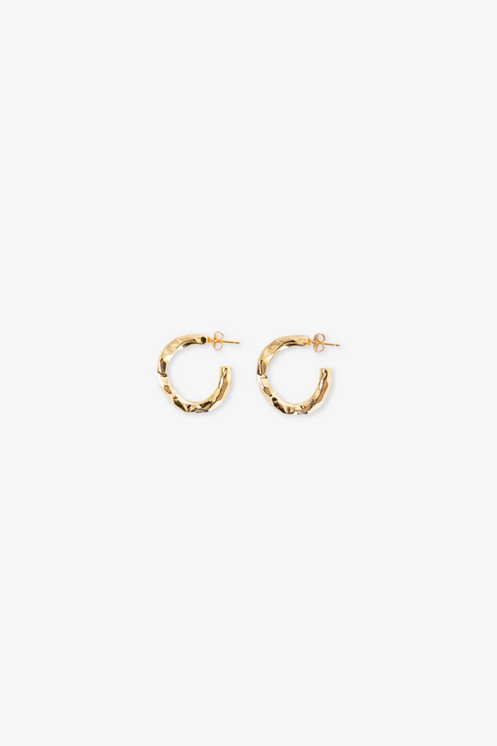 Earring H409 Gold 1