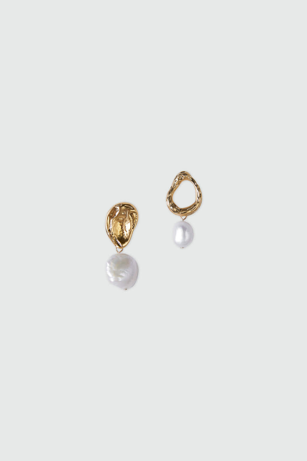 Earring J005 Gold 1