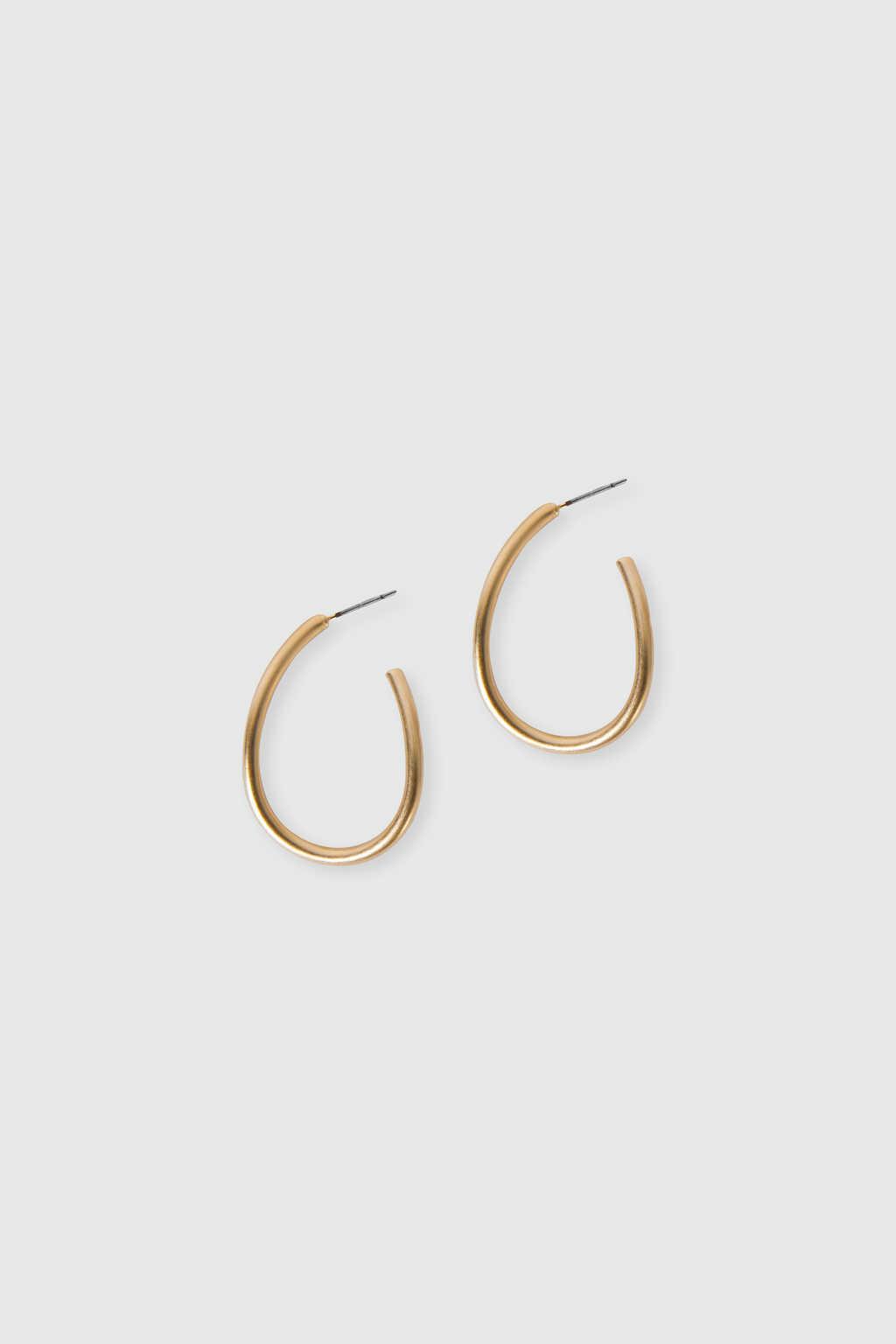 Earring J014 Gold 2