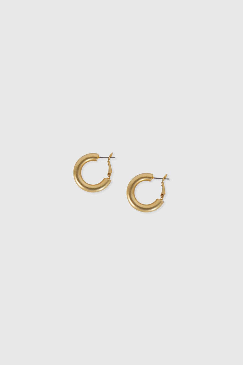 Earring J021 Gold 1