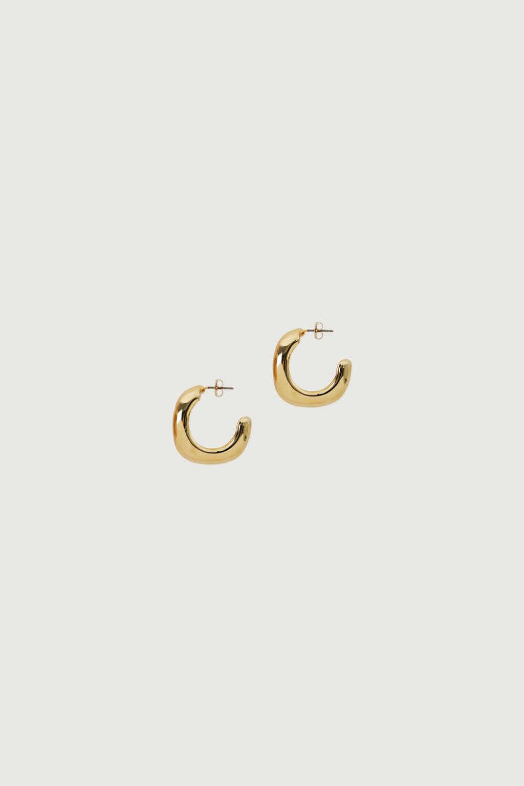 Earring K012 Gold x