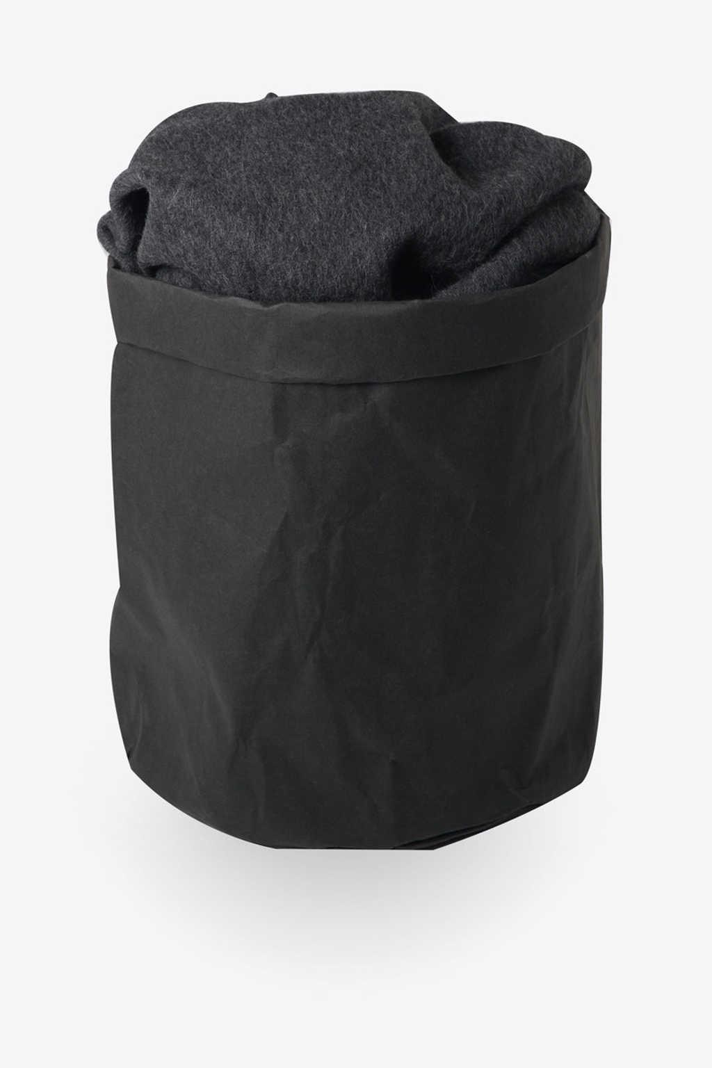 Extra Large Paper Bin 1027 Black 2