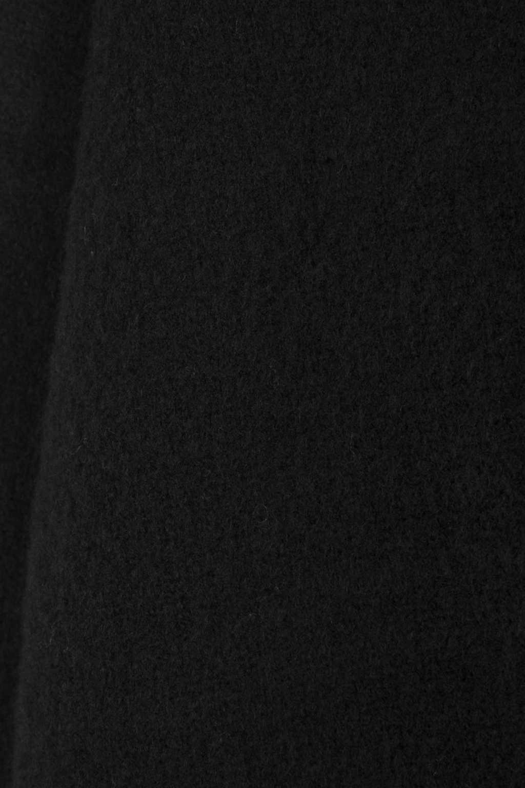 Feather Cardigan 1550 Black 8