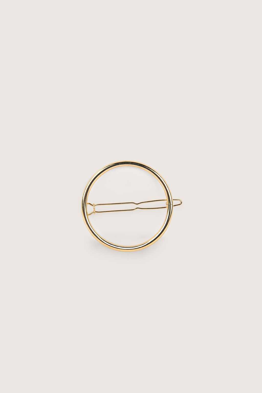 Hair Clip 2227 Gold 1