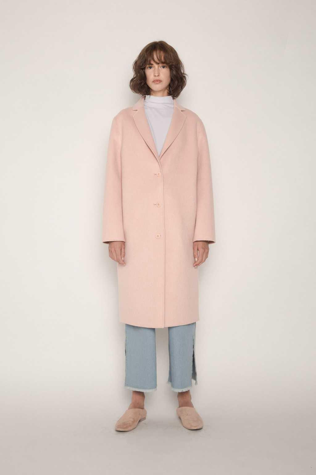 Handmade Coat 1820 Pink 1