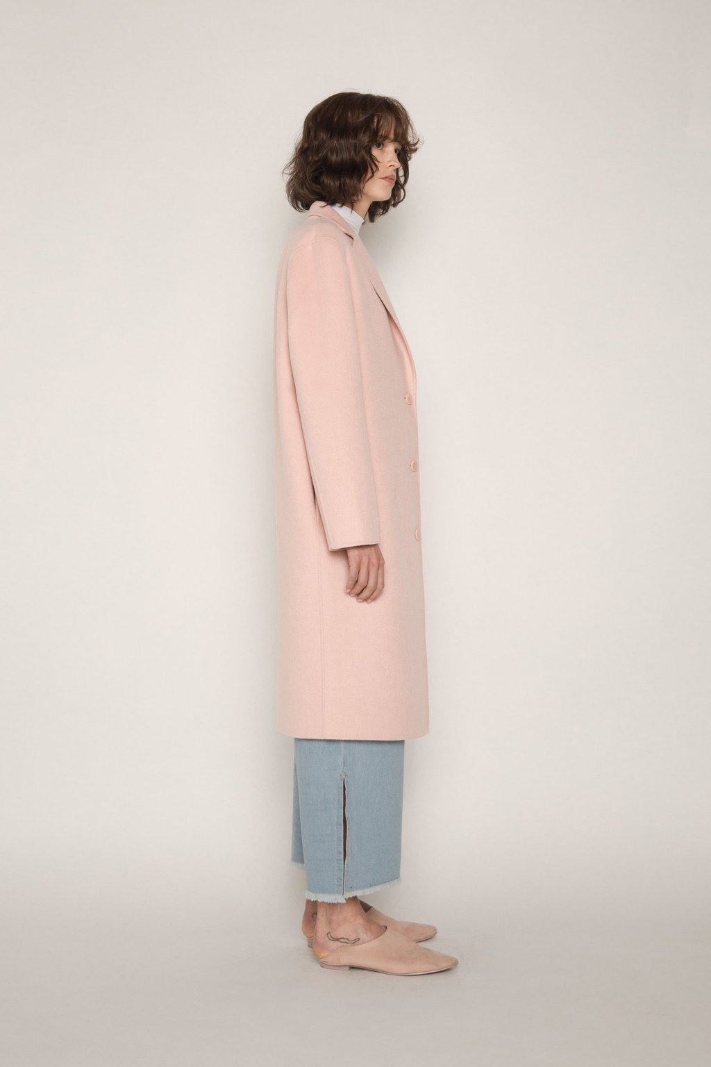 Handmade Coat 1820 Pink 3