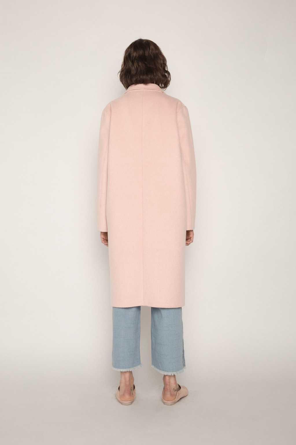 Handmade Coat 1820 Pink 4
