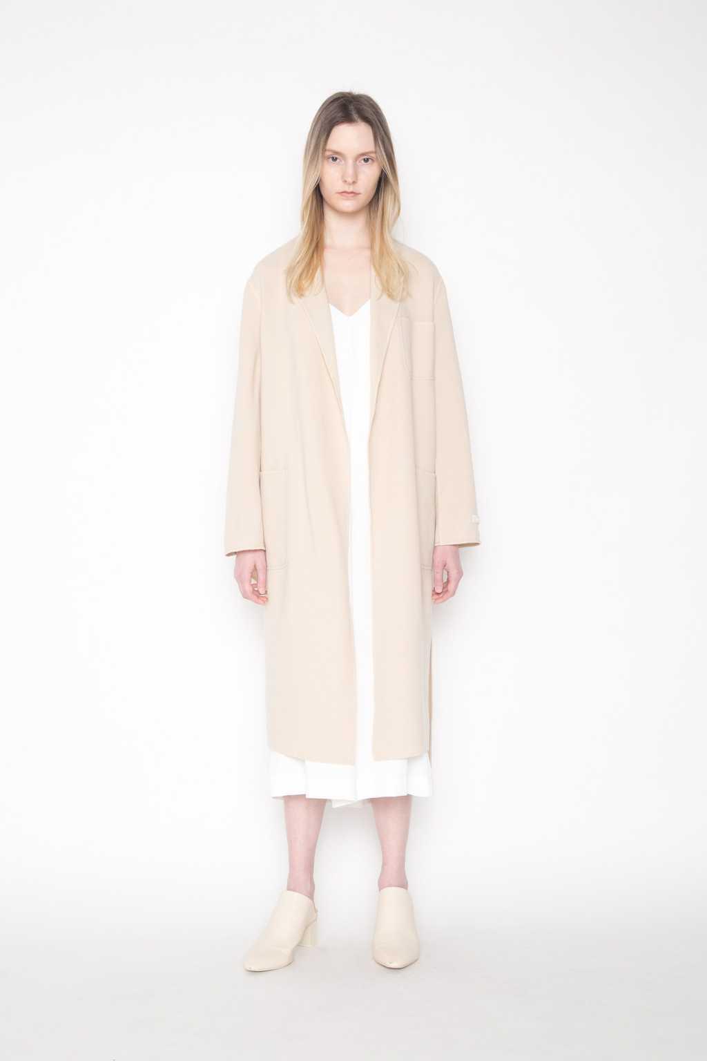 Handmade Coat H032 Beige 1