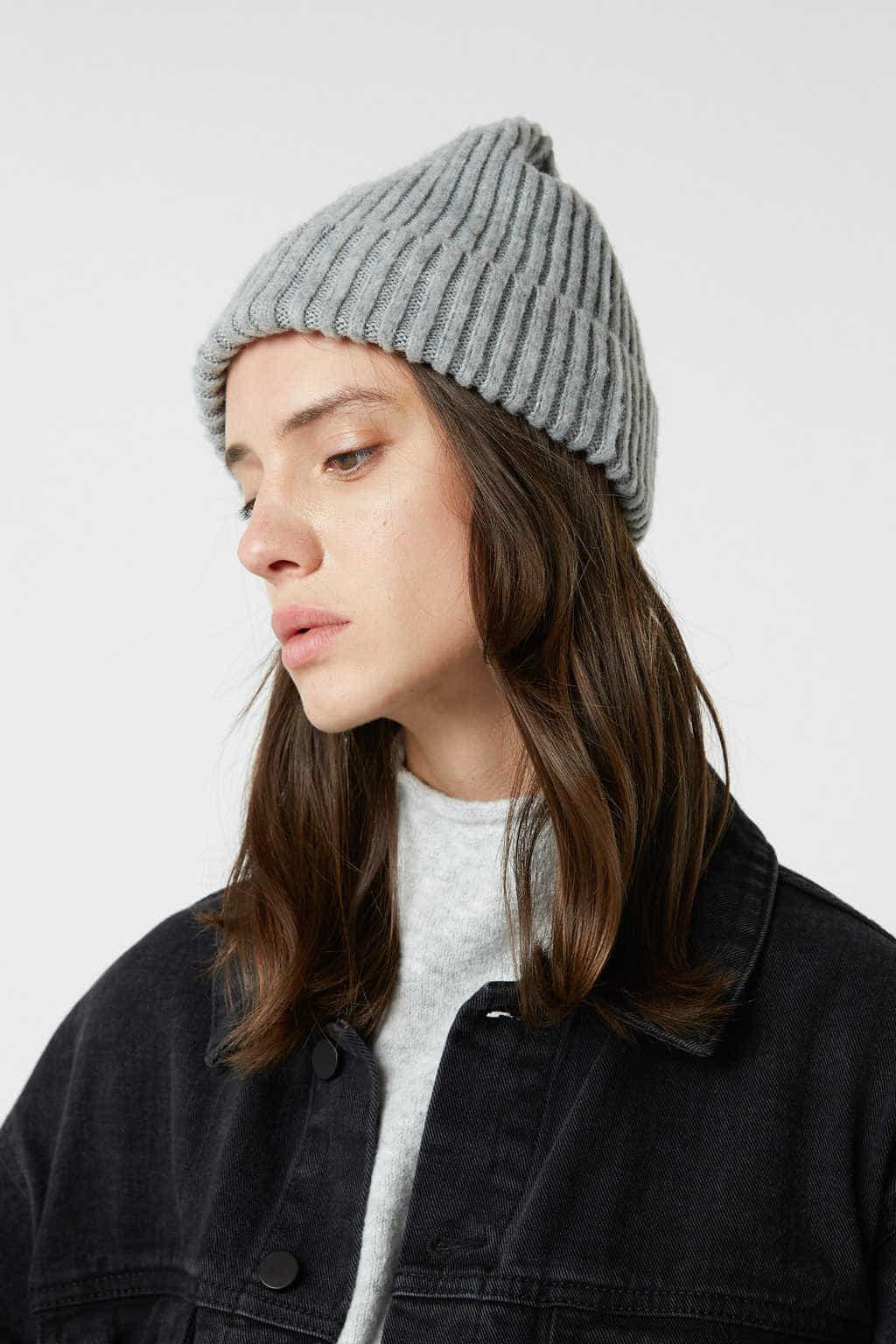 Hat 2638 Gray 1