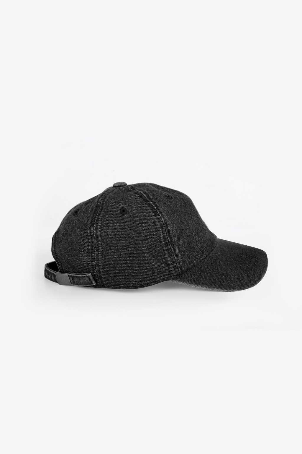 Hat H002 Black 7