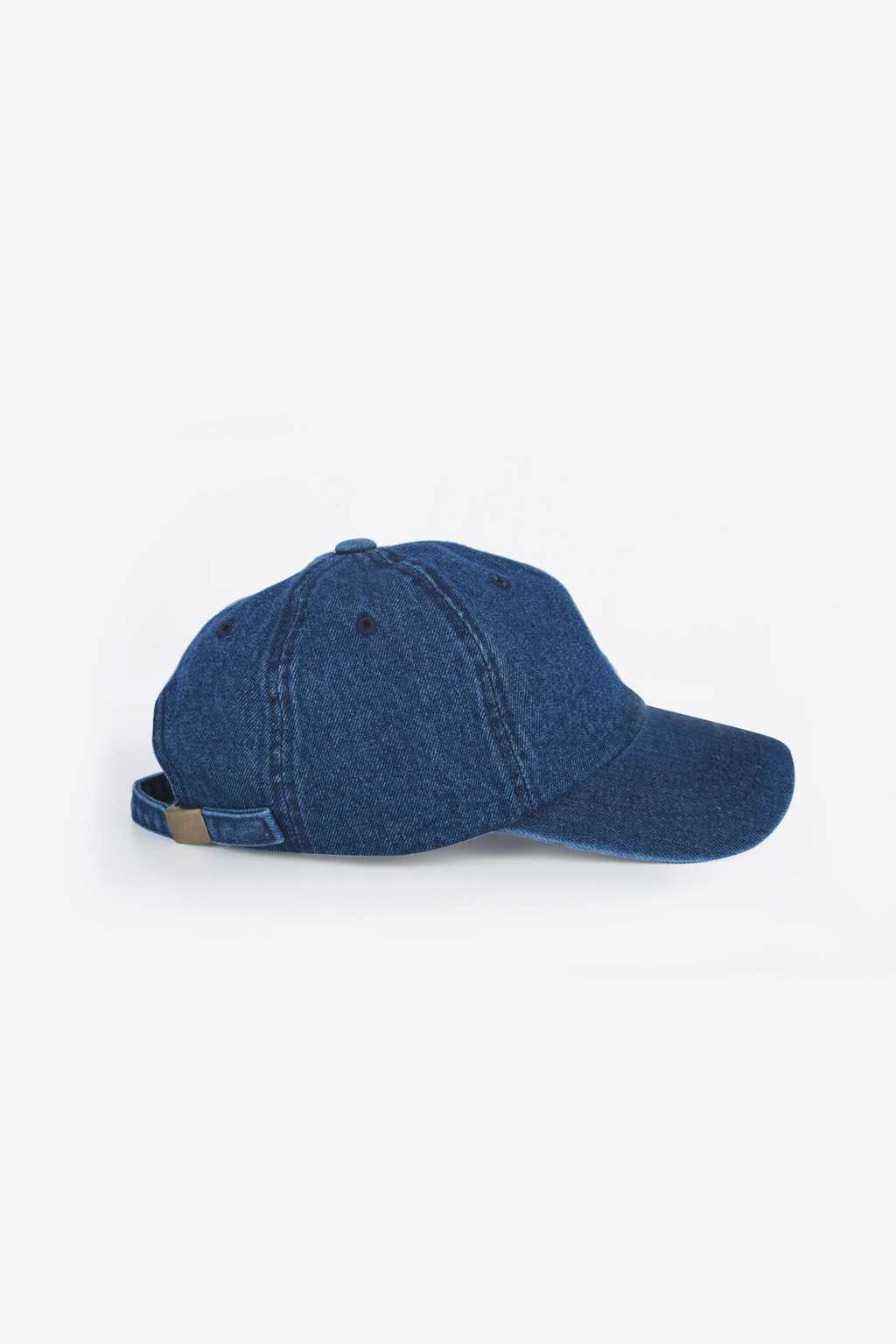 Hat H002 Indigo 3