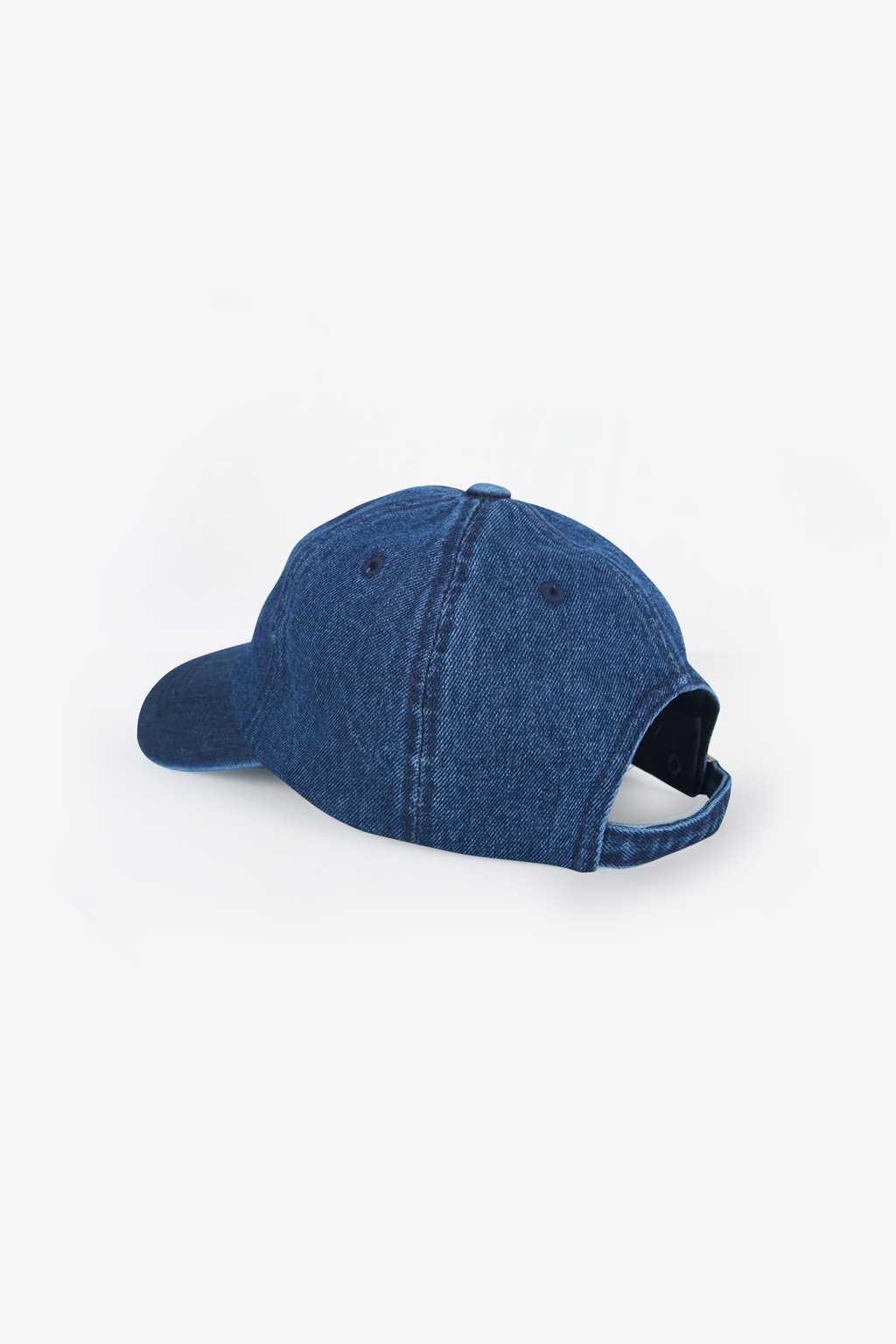 Hat H002 Indigo 4