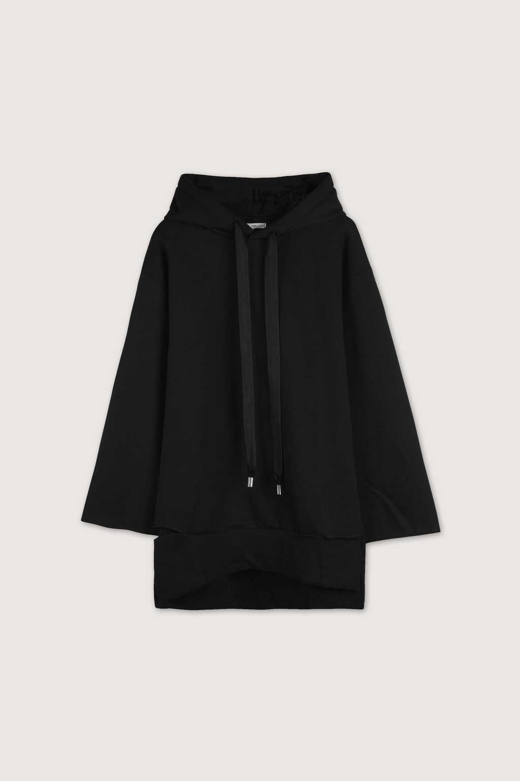 Hooded Tunic G013 Black 10