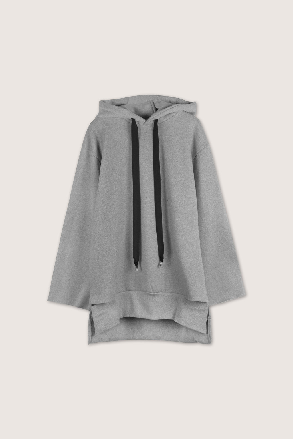 Hooded Tunic G013 Gray 12