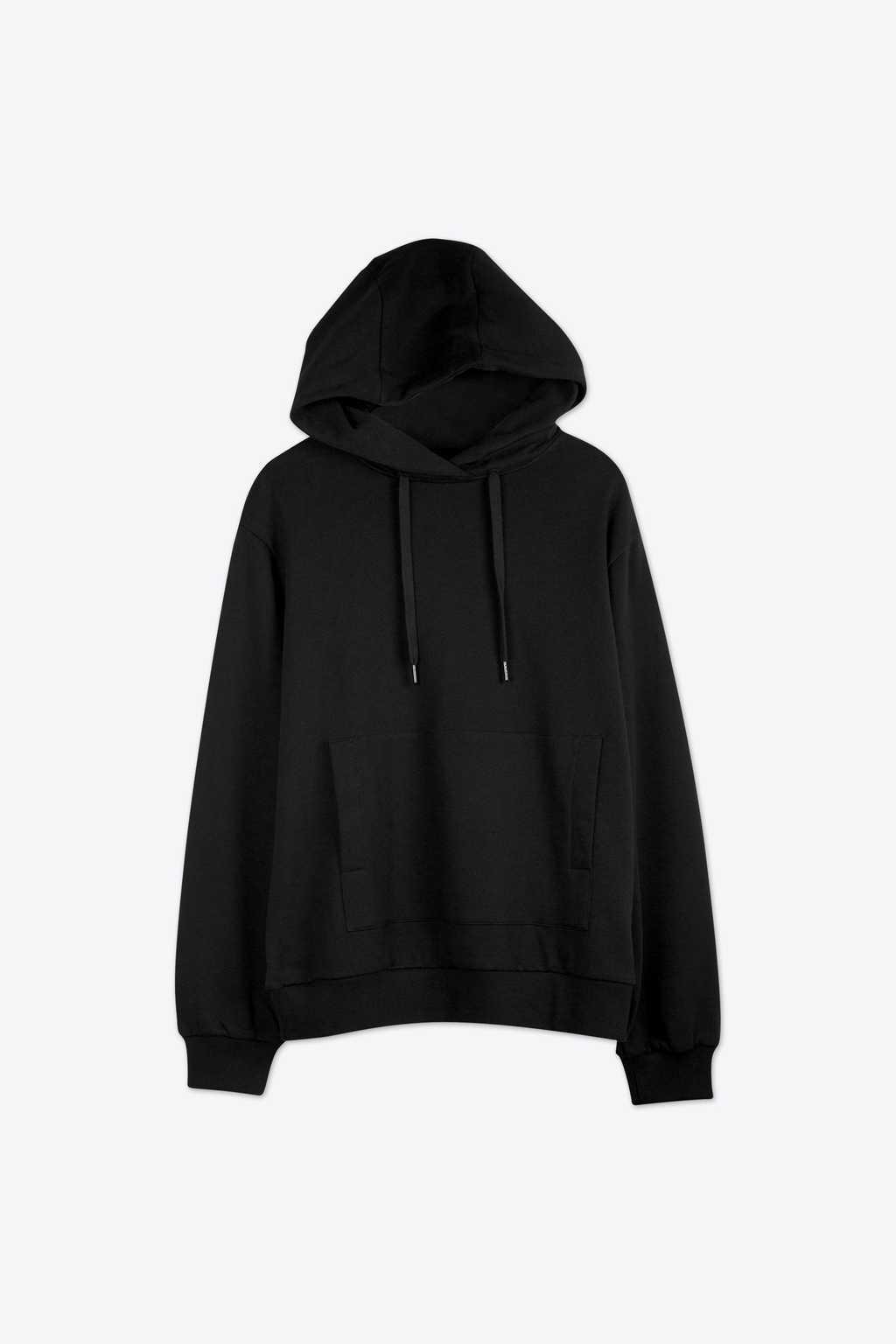 Hoodie 1414 Black 7