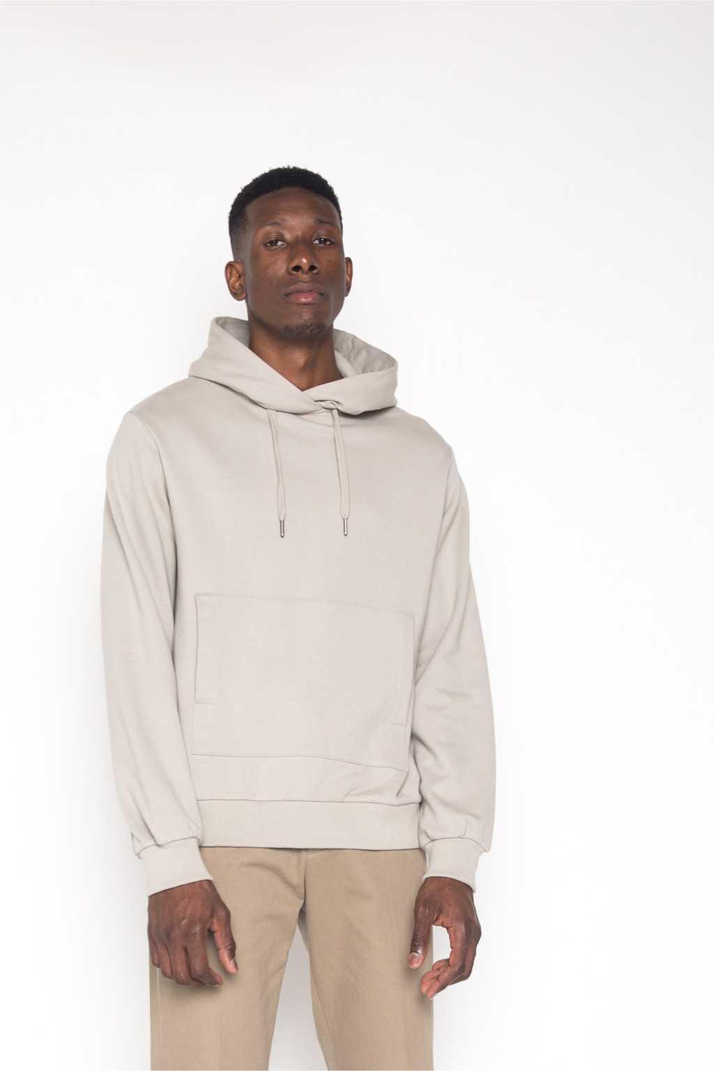 Hoodie 1414 Gray 1
